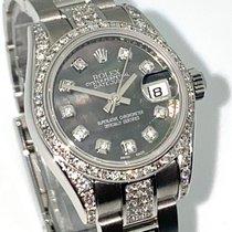 Rolex Lady-Datejust 179160 Sehr gut Stahl 26mm Automatik