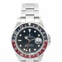 Rolex GMT-Master II 16710 Meget god Stål 40mm Automatisk