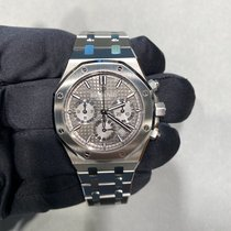 Audemars Piguet Royal Oak Chronograph Steel 38mm Grey No numerals United States of America, California, Costa Mesa