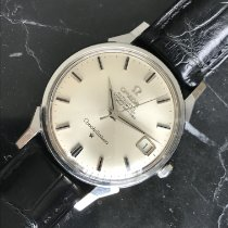 Omega Constellation Steel 34mm Silver No numerals Malaysia, Bayan Lepas