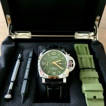 Panerai Steel 44mm Automatic PAM1056 Limited Edt MS Dhoni new Singapore, singapore