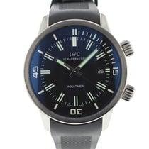 IWC Aquatimer Automatic Сталь 44mm Черный Aрабские