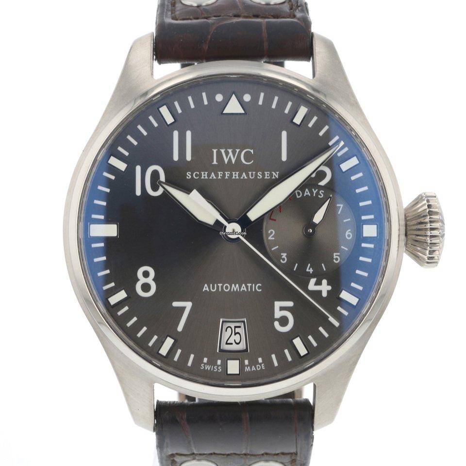 IWC Big Pilot IW500402 2012 tweedehands