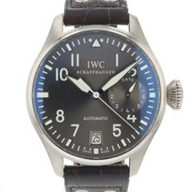 IWC Big Pilot Witgoud 46.2mm Grijs Arabisch Nederland, Maastricht
