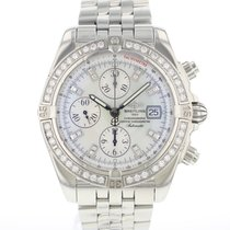 Breitling Chronomat Evolution A1335653 Very good Steel 44mm Automatic