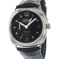 Panerai White gold Automatic 45mm new Special Editions