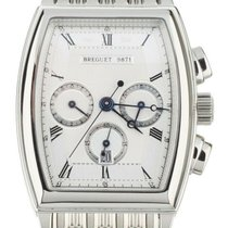 Breguet Héritage White gold 32mm Silver United States of America, Illinois, BUFFALO GROVE