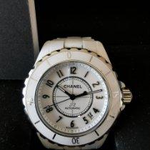 Chanel J12 Céramique 38mm Blanc Arabes France, Ajaccio