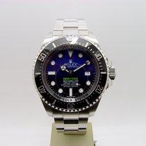 Rolex Sea-Dweller Deepsea 116660 Meget god Stål 44mm Automatisk