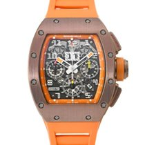 Richard Mille RM 011 Titanium 49.9mm Grey
