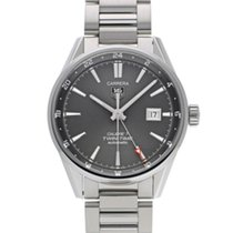 TAG Heuer Carrera Calibre 7 Acero 40mm Gris
