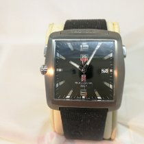 TAG Heuer Professional Golf Watch Steel 35mm Black