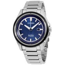 Citizen Titanium 46mm AW1450-89L-SD United States of America, New Jersey, Somerset