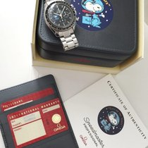 欧米茄 Speedmaster Professional Moonwatch 钢 42mm 黑色