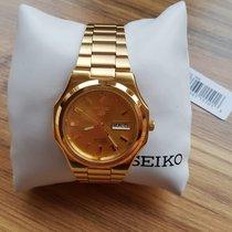Seiko 5 Stahl Gold Deutschland, 98694