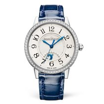 Jaeger-LeCoultre Rendez-Vous Steel 34mm Silver Arabic numerals United States of America, Florida, Boca Raton