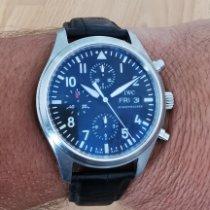 IWC Pilot Chronograph 3717 Çok iyi Türkiye, Istanbul