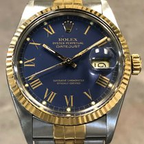 Rolex Datejust Steel 36mm Gold United States of America, Texas, Dallas
