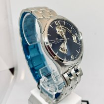 Hamilton Jazzmaster Open Heart Steel 42mm Blue Arabic numerals United States of America, New York, NY