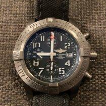 Breitling Avenger Bandit occasion 45mm Gris Chronographe Date Matière plastique