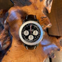 Breitling Navitimer 1 B01 Chronograph 43 Steel 43mm Black No numerals United States of America, California, Irvine