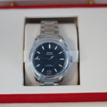 Omega Seamaster Aqua Terra new 2019 Automatic Watch with original box and original papers 220.10.34.20.03.001