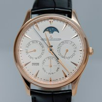 Jaeger-LeCoultre Master Ultra Thin Perpetual Roségold Champagnerfarben Keine Ziffern