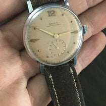 Doxa Steel 34mm Manual winding pre-owned United States of America, New Jersey, Upper Saddle River