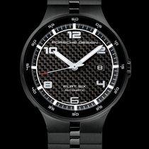 Porsche Design Flat Six 6350.43.04.0275 New Steel 44mm Automatic