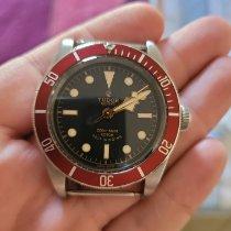 Tudor Black Bay Steel Black No numerals UAE, Dubai