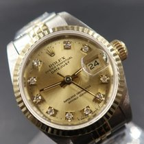 Rolex Lady-Datejust Gold/Steel 26mm Gold No numerals Malaysia