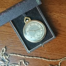 Zenith Watch pre-owned 1915 Rose gold Manual winding Watch with original box
