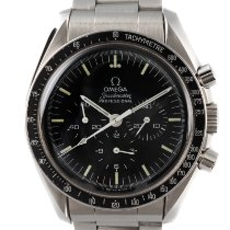 Omega Speedmaster Professional Moonwatch Stal 42mm Czarny