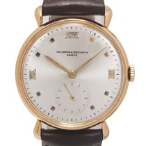 Vacheron Constantin Oro rosa 33mm Cuerda manual usados España, Madrid