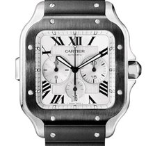 Cartier Steel 43.3mm Automatic WSSA0017 new