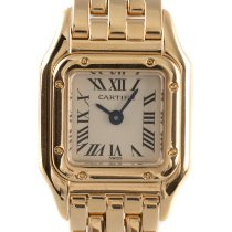 Cartier Yellow gold 17mm Quartz 1130 pre-owned