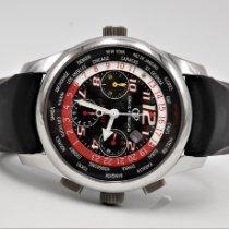 Girard Perregaux WW.TC 49800-22-611-FK6A Ottimo Titanio Automatico Italia, Aversa