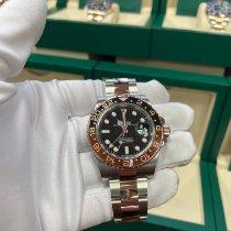 Rolex GMT-Master II Gold/Steel 40mm Black No numerals United Kingdom, Stratford Upon Avon