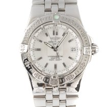 Breitling Starliner Steel 30mm Mother of pearl