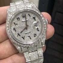 Rolex Datejust Steel 41mm Roman numerals UAE, Dubai