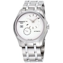 Tissot Couturier Steel 39mm Silver United States of America, New Jersey, Somerset