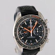 Omega Speedmaster Racing Acero 43mm Negro