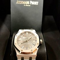 Audemars Piguet 15450ST.OO.1256ST.02 Acier 2019 Royal Oak Selfwinding 37mm occasion
