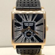 Roger Dubuis Golden Square G40 Good Rose gold Automatic