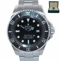 Rolex Steel Sea-Dweller Deepsea 44mm pre-owned United States of America, New York, Huntington