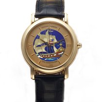Ulysse Nardin San Marco 131-77-9 Very good Yellow gold 37mm