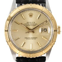 Rolex Datejust Turn-O-Graph Gold/Steel 36mm Gold