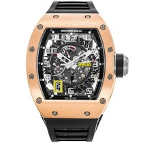 Richard Mille RM 030 Rose gold 50mm Transparent Arabic numerals United States of America, Pennsylvania, Philadelphia
