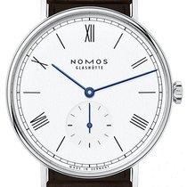 NOMOS Ludwig 38 Steel 37,5mm White Arabic numerals