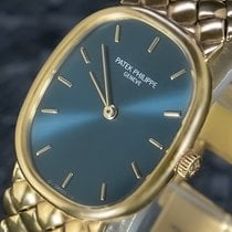 Patek Philippe 4226 Yellow gold Golden Ellipse 27.8mm pre-owned